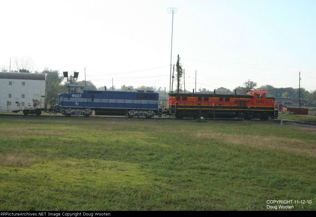 BNSF Transfer Job